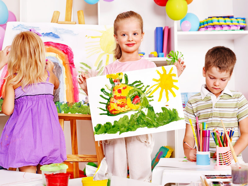How Can Art Benefit Your Child?