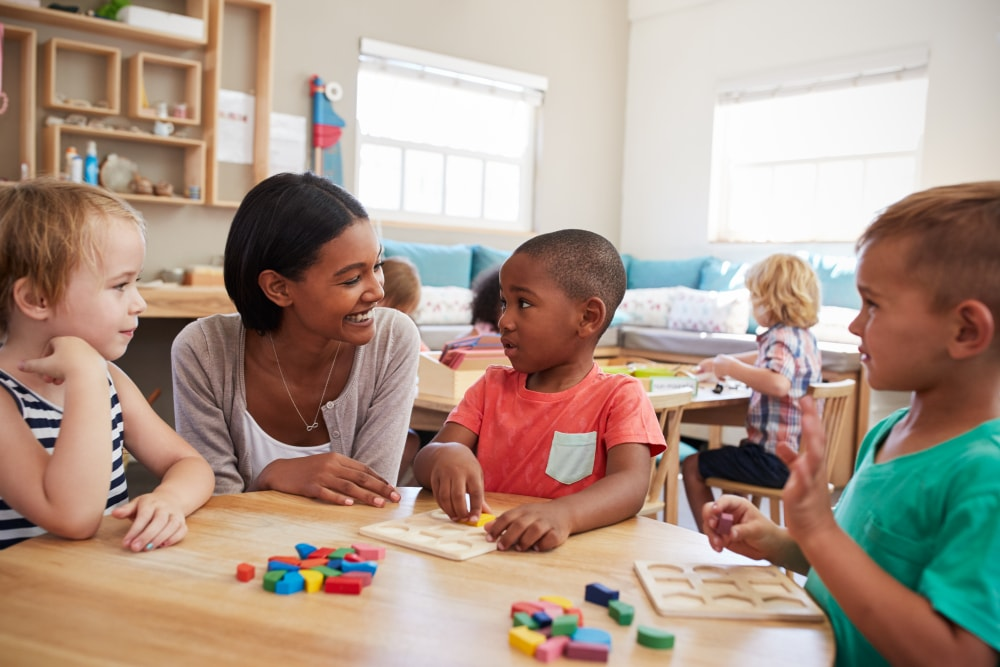 A Safe, Loving, and Fun Learning Environment for Your Little Ones