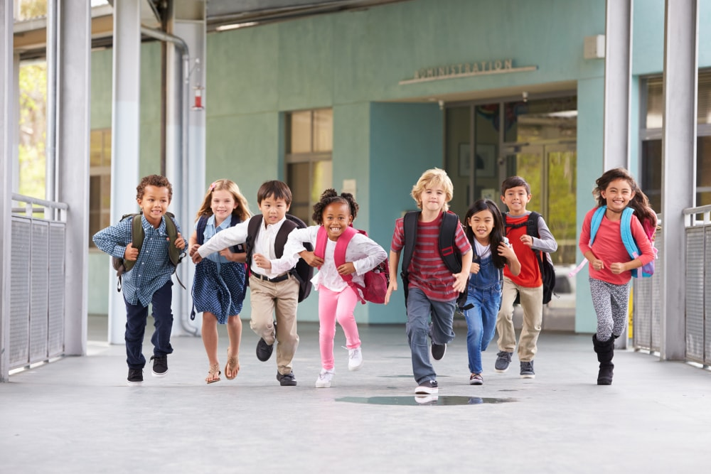 3 Tips for Keeping Your Little Ones Safe at School