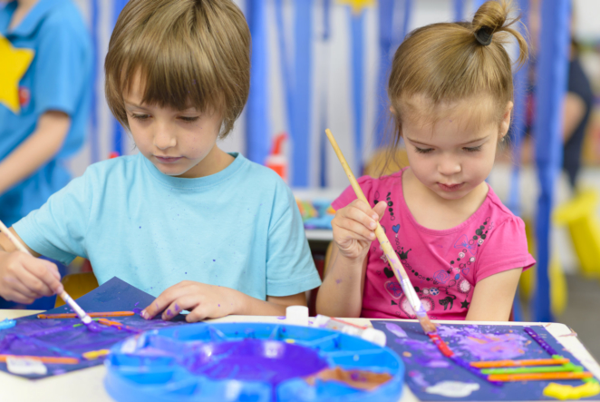 Helping Your Little Ones Express Themselves Through Art