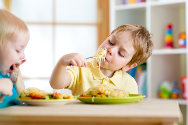 Making Nutrition Fun and Tasty for Your Children