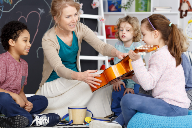 Effective Ways in Motivating Kids to Practice Music