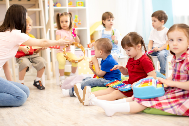 How to Help Children Pick Their Instruments