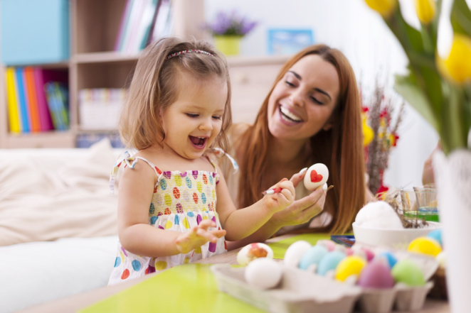How to Let Your Kids Have Eggstra Fun This Easter
